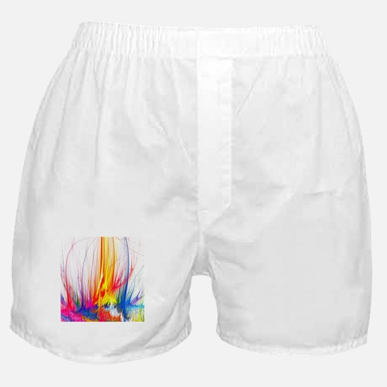 Paint Splatter Boxer Shorts