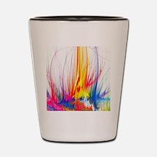 Paint Splatter Shot Glass