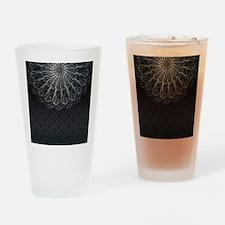 Elegant Pattern Drinking Glass