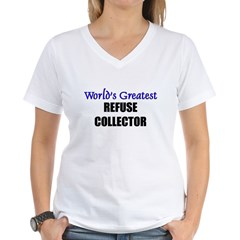 Worlds Greatest REFUSE COLLECTOR Shirt