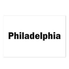 Philadelphia Postcards (Package of 8)