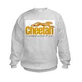 Cheetah Crew Neck