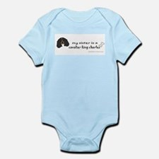Big sister pets Infant Bodysuit