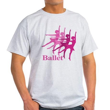 Ballerinas Dance Ballet Light T-Shirt