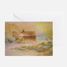 Foggy Morning Note Cards (Pk of 10)