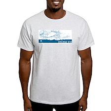 Cute Snorkeling T-Shirt