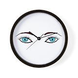 Eyes Basic Clocks