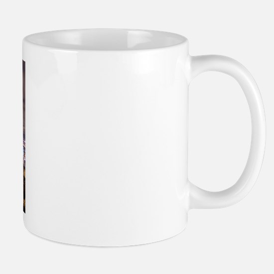 Montreal by night Mug