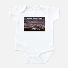Montréal Infant Bodysuit