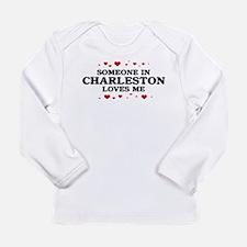 World wide Long Sleeve Infant T-Shirt