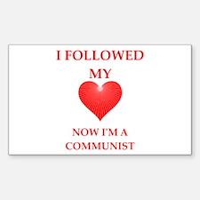communist Decal