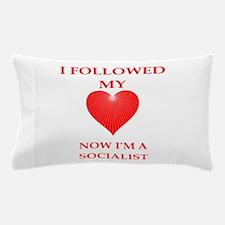 socialist Pillow Case