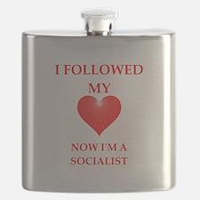 socialist Flask