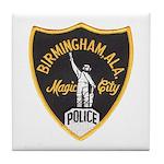 Birmingham Police Tile Coaster