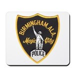Birmingham Police Mousepad