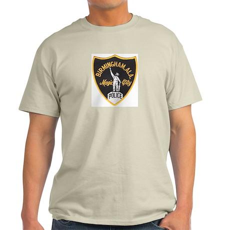 Birmingham Police Light T-Shirt
