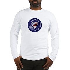 NN Patriotic Heart Long Sleeve T-Shirt