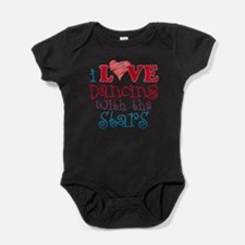 I Love Dancing With The Stars Baby Bodysuit