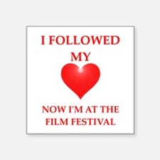 film festival Sticker
