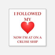 cruise Sticker