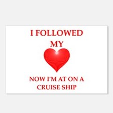 cruise Postcards (Package of 8)