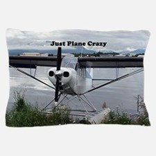 Just plane crazy: float plane 21 Pillow Case