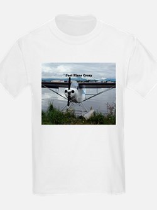Just plane crazy: float plane 21 T-Shirt