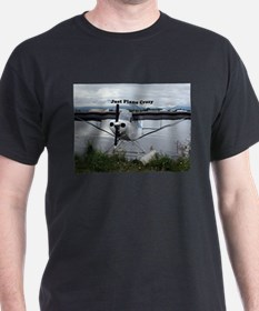Just plane crazy: float plane 21 T-Shirt