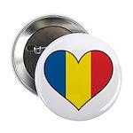 Romanian Heart Button