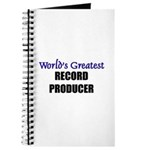 Worlds Greatest RECORD PRODUCER Journal