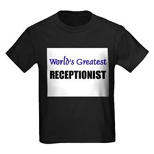 Worlds Greatest RECEPTIONIST T