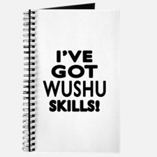 Wushu Skills Designs Journal