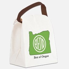Best of Oregon Canvas Lunch Bag