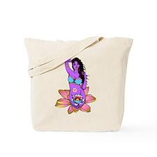 Cute Sexy female tattoo Tote Bag