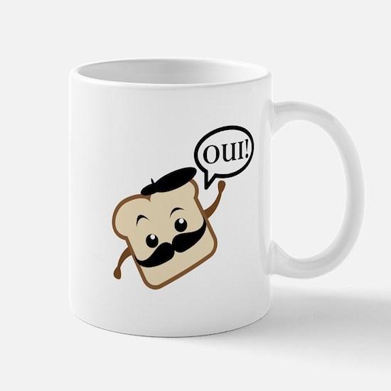 French Toast Mugs