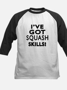 Squash Skills Designs Tee