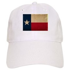 Texas State Flag VINTAGE Baseball Cap
