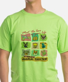 Funny Animal rescue T-Shirt