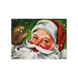 Santa claus 5x7 Rugs
