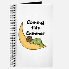 Summer (African American baby) Journal