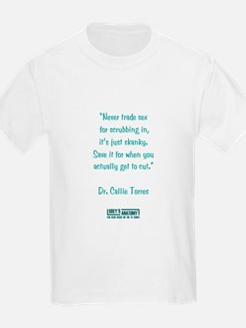 NEVER TRADE SEX... T-Shirt