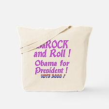 BaRock and Roll Tote Bag