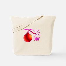 Cute Explode Tote Bag