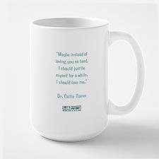 LOVE ME... Large Mug