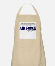When freedom needed heroes: A BBQ Apron