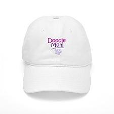 Doodle Mom Baseball Baseball Cap