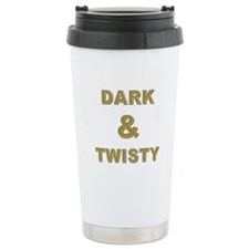 DARK AND TWISTY Travel Mug