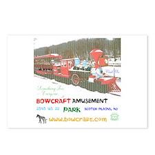 Bowcraft Amusement Park T Postcards (package Of 8)