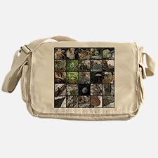 Ohio Mushrooms Messenger Bag