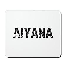 Aiyana Mousepad